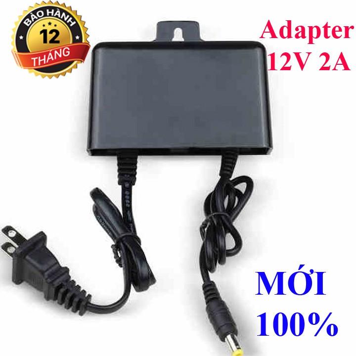 adapter 12v-2a mới 100%, adapte 12v2a, adapte 12v 2a chất lượng cao