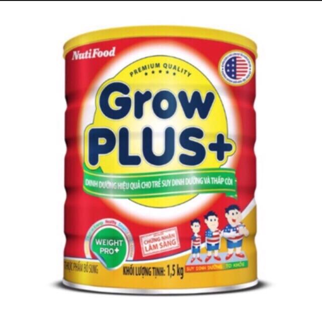 Sữa Grow plus NutiFood 1,5kg
