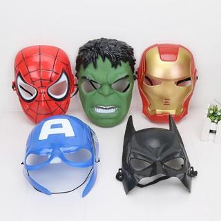 Mặt nạ hóa trang nhân vật phim Biệt đội siêu anh hùng BALL IN ONE