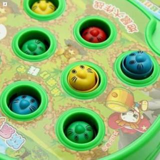[Xả kho]Bộ đồ chơi đập chuột dành cho bé vui chơi
