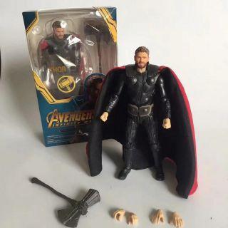 Mô hình SHF Thor – Avengers: Infinity War