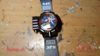 Đồng hồ bé trai CONAN thám tử lừng danh