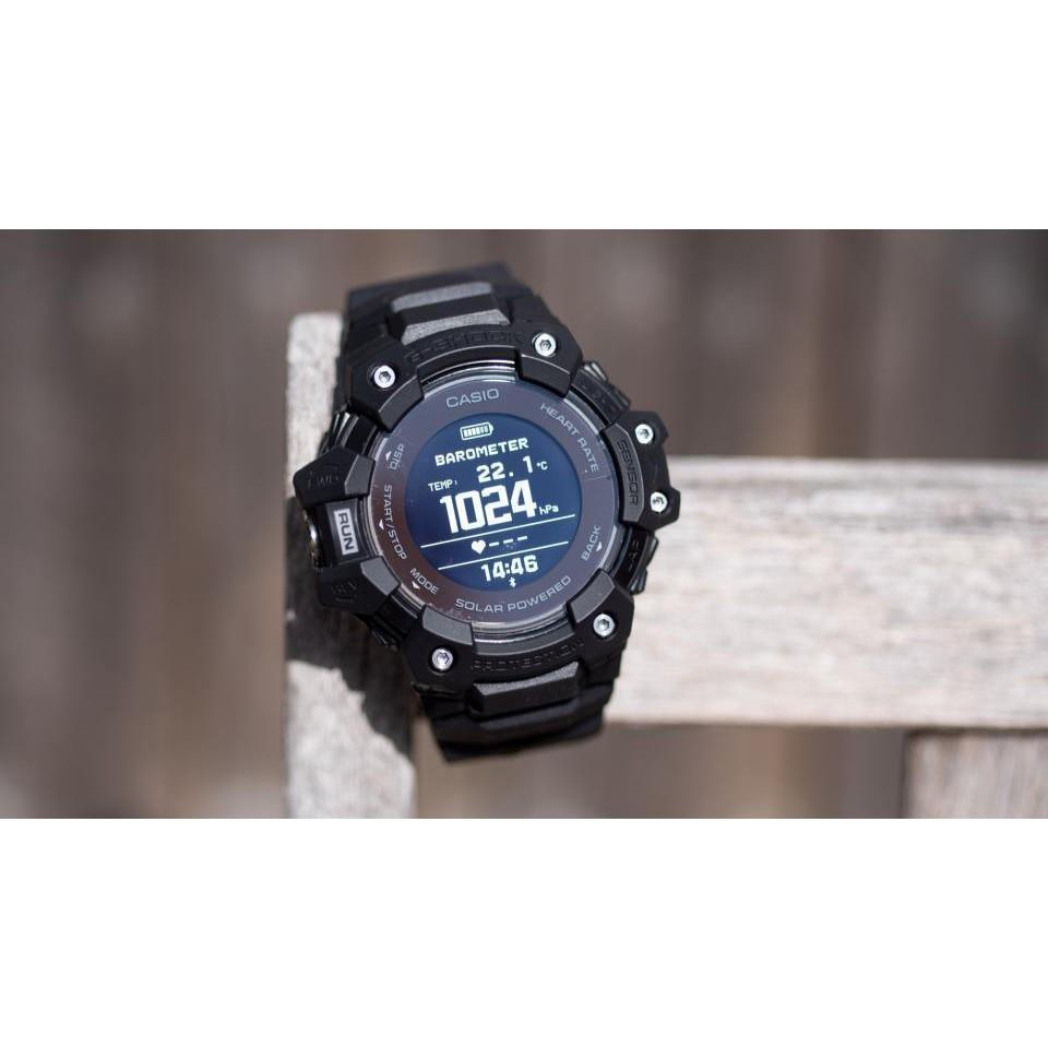 Đồng hồ Casio G-Shock Nam GBD-H1000-1 chính hãng chống va đập - Bảo hành 5 năm - Pi