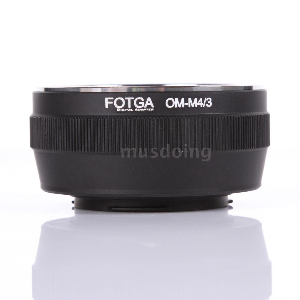 Fotga  Adapter Ring Mount for Olympus OM Classic Manual Lens to Micro M4/3 Mount