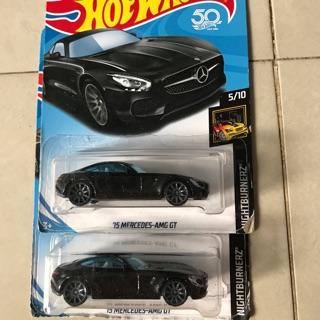 Hotwheels Mer AMG-GT