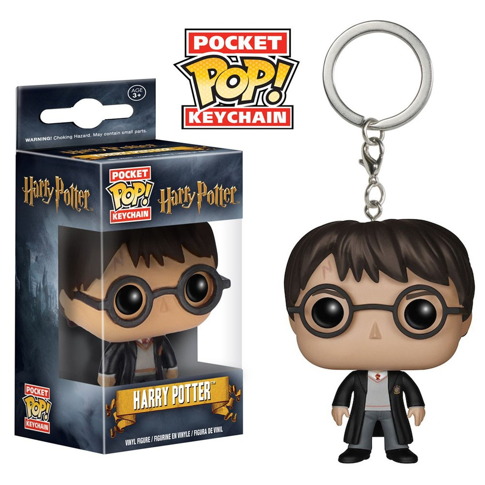 Tượng các nhân vật trong Harry Potter