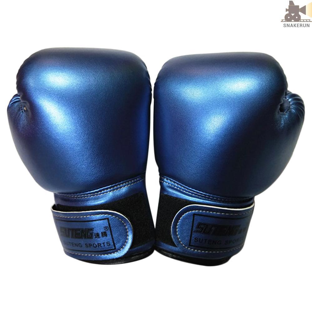 (Hàng Mới Về) Đôi Găng Tay Boxing Luyện Tập Boxing Cho Trẻ Từ 3-10 Tuổi