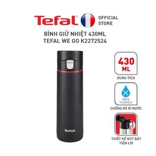 Bình giữ nhiệt Tefal We Go 430ml K2272524 thumbnail