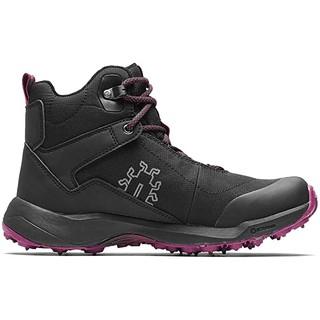 Giày leo núi trekking cổ lửng chống thấm nước, giày phượt chống trơn trượt Icebug Pace3 BUGrip GTX Đen-Tím