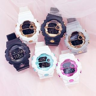 ( Giá Sỉ ) Đồng hồ thời trang nam nữ Sport điện tử full chức năng Sc19 thumbnail