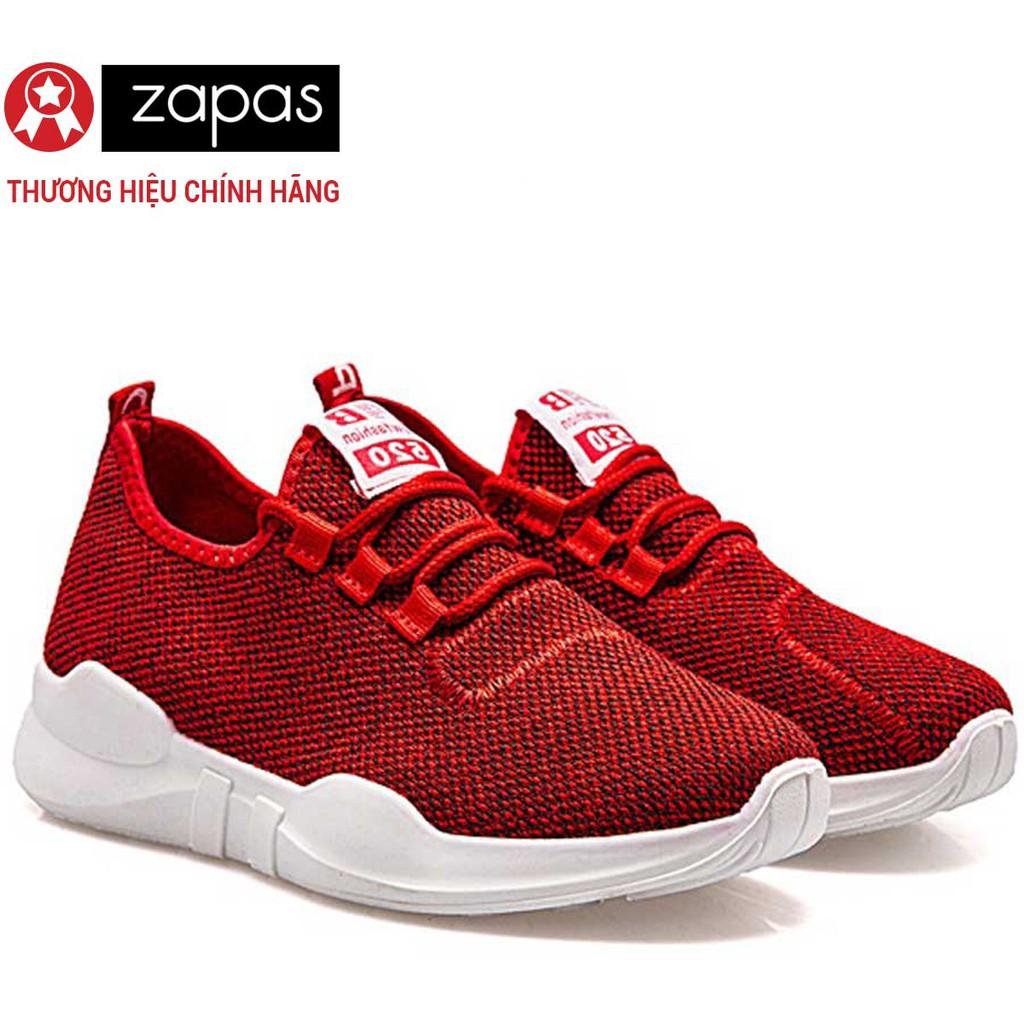 Giày Sneaker Thời Trang Nam Zapas – GZ027 (Đen - Đỏ - Xám) - 10027687 , 1122442159 , 322_1122442159 , 180000 , Giay-Sneaker-Thoi-Trang-Nam-Zapas-GZ027-Den-Do-Xam-322_1122442159 , shopee.vn , Giày Sneaker Thời Trang Nam Zapas – GZ027 (Đen - Đỏ - Xám)