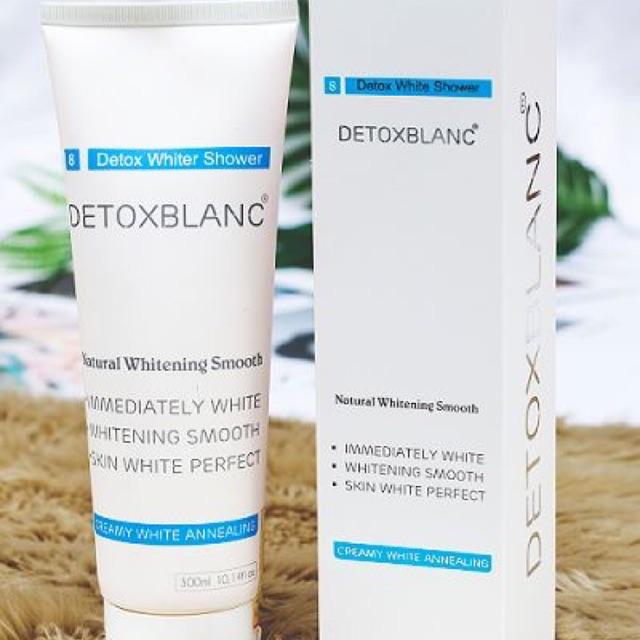 Detox Blanc