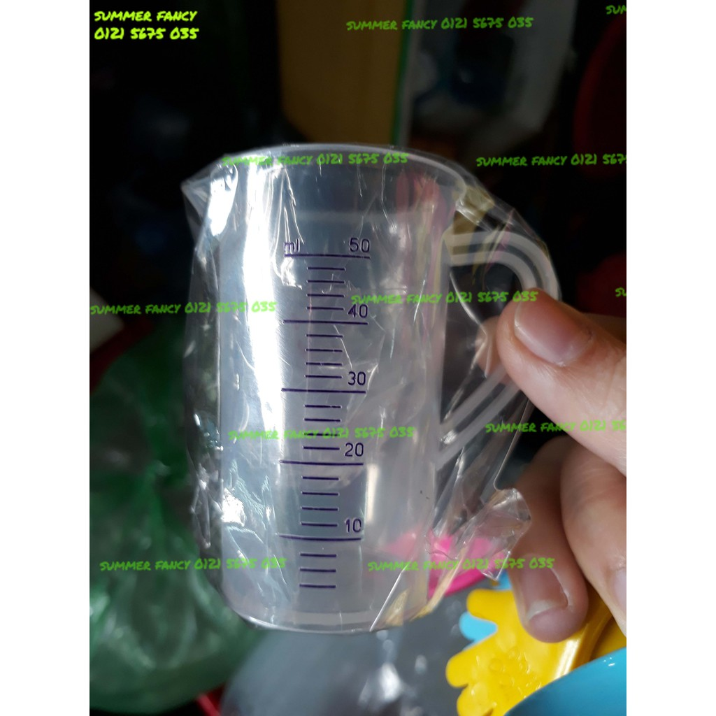 Ly đong nhựa có vạch chia định lượng 50ml đong sốt, dung dịch - Measuring jug plastic - 10026650 , 717820615 , 322_717820615 , 35000 , Ly-dong-nhua-co-vach-chia-dinh-luong-50ml-dong-sot-dung-dich-Measuring-jug-plastic-322_717820615 , shopee.vn , Ly đong nhựa có vạch chia định lượng 50ml đong sốt, dung dịch - Measuring jug plastic