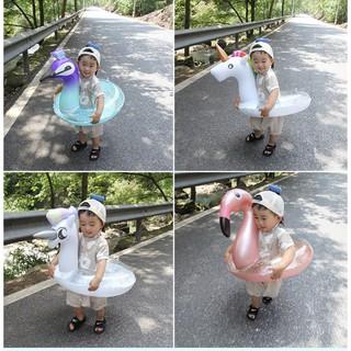 Phao bơi trẻ em hình thú chống lật cho bé hàng cao cấp MiMi Shop thumbnail