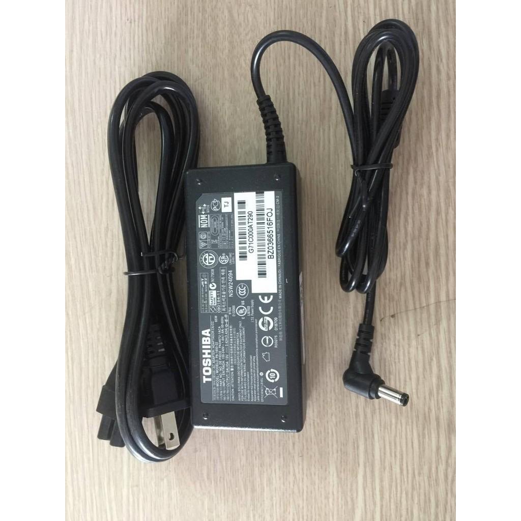 [ Hàng Hot]  Sạc Laptop Tosshiba Satellite L700 19V-3.42A - RẺ NHẤT VN