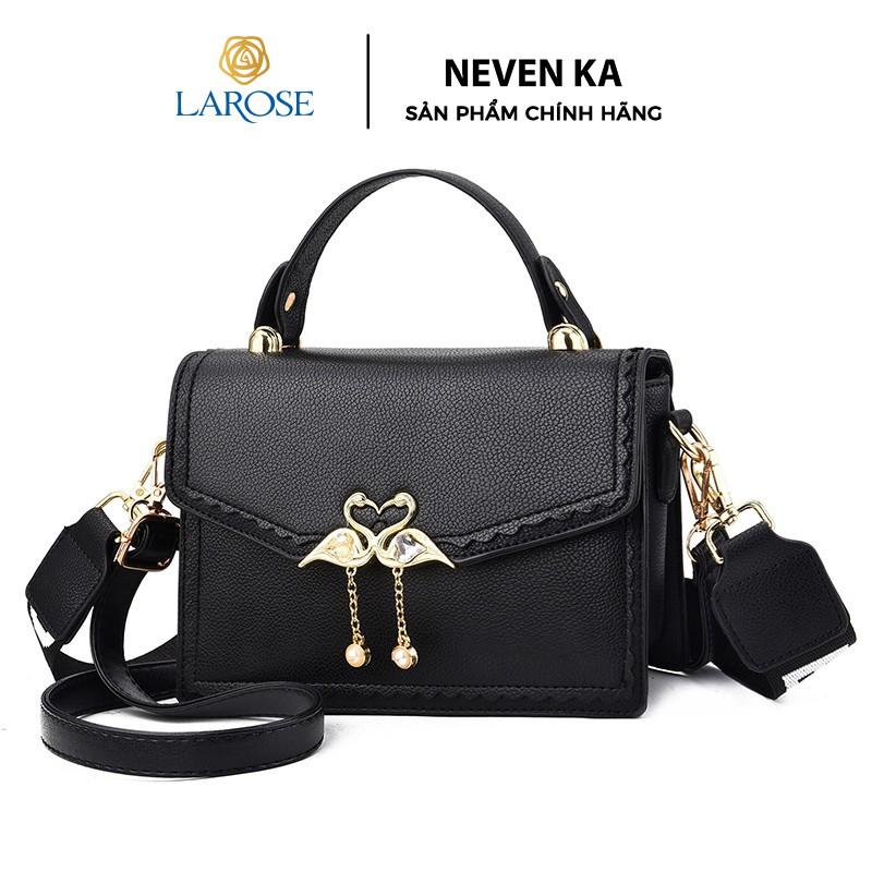 Túi xách nữ thương hiệu NEVENKA khóa bấm xinh xắn N51015