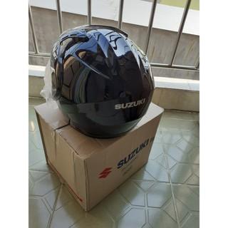 mũ bảo hiểm 3 4 Suzuki nhập khẩu theo xe satria từ Indonesia thumbnail