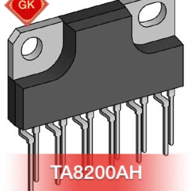 TA8200AH - TA8200 - ic khuếch đại âm thanh. - 3551667 , 1012139518 , 322_1012139518 , 15000 , TA8200AH-TA8200-ic-khuech-dai-am-thanh.-322_1012139518 , shopee.vn , TA8200AH - TA8200 - ic khuếch đại âm thanh.