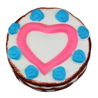 Đồ chơi hình bánh kem dâu đáng yêu giúp giảm căng thẳng [ LẺ=SỈ ]