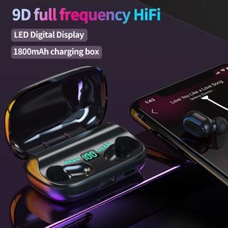 Tai nghe nhét trong tai Bluetooth 5.0 chuyên dụng cho Android/iPhone