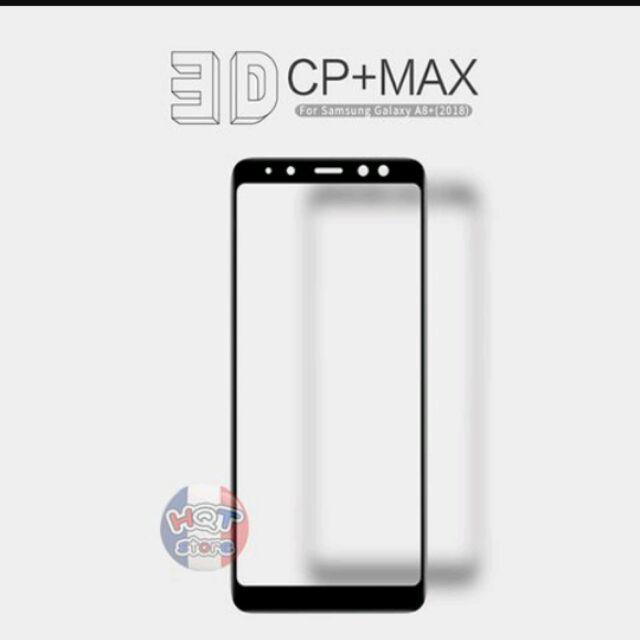 Kính cường lực Nillkin CP+ Max cho Galaxy A8 plus 2018 - chính hãng Xịn nhất