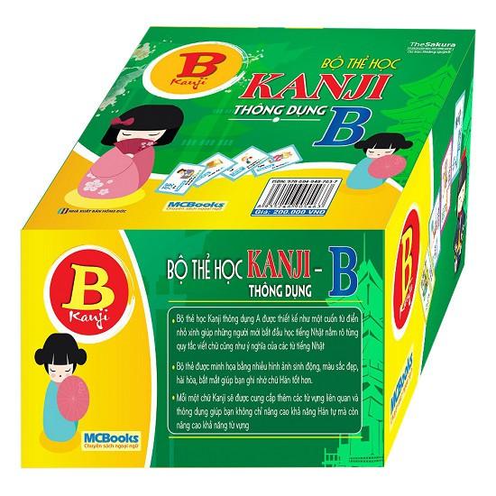 Bộ thẻ học Kanji thông dụng B - 3531419 , 934286289 , 322_934286289 , 200000 , Bo-the-hoc-Kanji-thong-dung-B-322_934286289 , shopee.vn , Bộ thẻ học Kanji thông dụng B