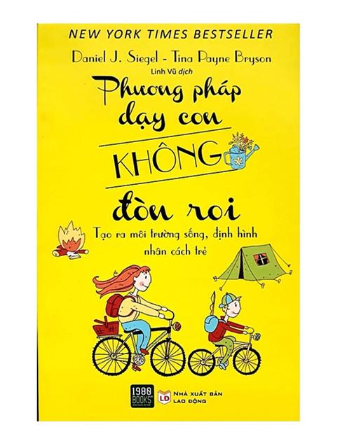 Sách - Phương Pháp Dạy Con Không Đòn Roi