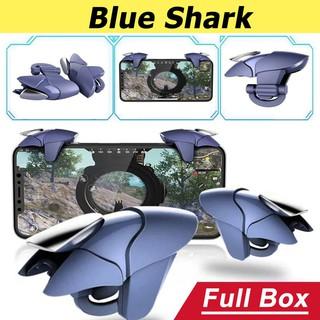 Nút bắn Pubg Blue Shark Freeship Nút bấm Pubg Phụ kiện chơi Pubg Mobile thumbnail