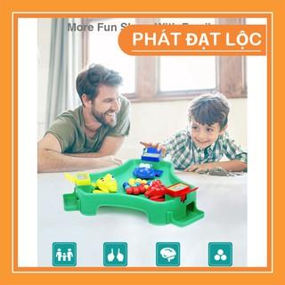 [HCM] Trò chơi ếch tranh ăn bi – Phát Đạt Lộc – trò chơi dành cho bé 2-3 người