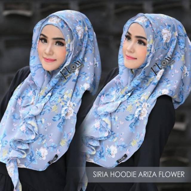 Áo Hoodie In Hoa Thời Trang Cá Tính Cho Nữ