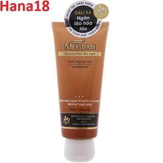 Dầu Xả MEGUMI ROHTO Ngăn Rụng Tóc, ngăn lão hóa tóc 130g, Hana18 cung cấp hàng 100% chính hãng CHUANHOT thumbnail