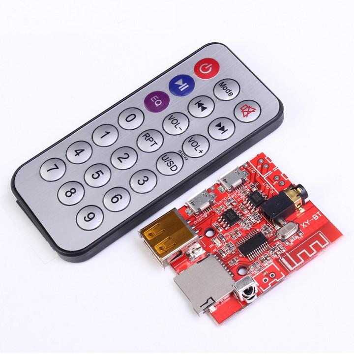 Mạch giải mã MP3 Bluetooth - Có điều khiển