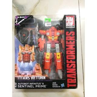 Đồ chơi chiến binh robot chiến thần Sentinel Prime B6159/B7769 Transformers