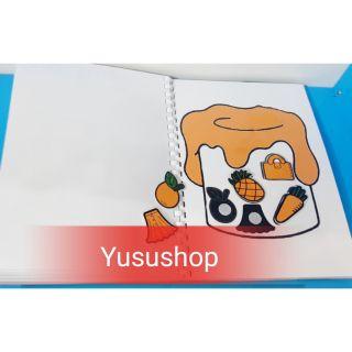 Yusushop – SET HỌC LIỆU VỀ TÌM BÓNG