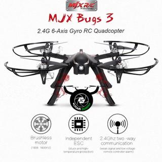 Flycam MJX Bugs 3 – Phiên bản kèm Camera HD 1080P có thể cõng Camera hành trình