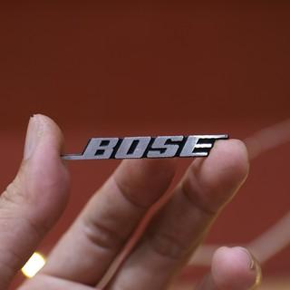 Logo dán loa BOSE