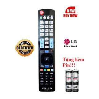 Điều khiển tivi LG các dòng Tivi LG 32LM 43LM 43UM 49UM 49SM 50UM 55UM 55SM 65UM 65SM OLED- Tặng kèm Pin