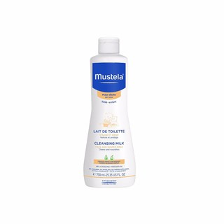Mustela Kem Làm Sạch Da Mặt Và Vùng Da Khô Nhạy Cảm Cleansing Milk 200ml