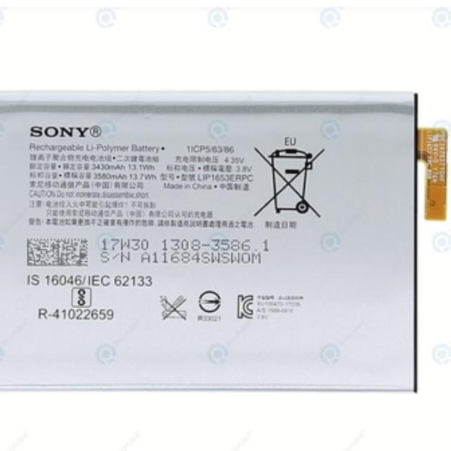 Pin Sony XA2 unltra xịn - 14252065 , 2598265751 , 322_2598265751 , 141000 , Pin-Sony-XA2-unltra-xin-322_2598265751 , shopee.vn , Pin Sony XA2 unltra xịn