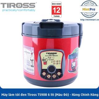 Máy làm tỏi đen Tiross TS908 6 lít - Hàng Chính Hãng