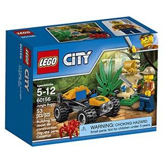 Đồ chơi lego – thám hiểm rừng xanh – 60156