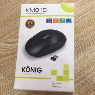 Chuột không dây KONIG KM919 Kèm Pin thumbnail