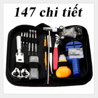 Bộ dụng cụ sửa đồng hồ 147 chi tiết - có box đi kèm thumbnail