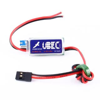 1buycart RC UBEC 5V 6V 3A Max 5A Lowest RF Noise BEC for RC Quadcopter Drone