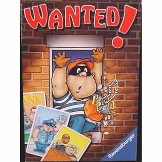 Trò Chơi Board Game Wanted – Truy Lã Tội Phạm