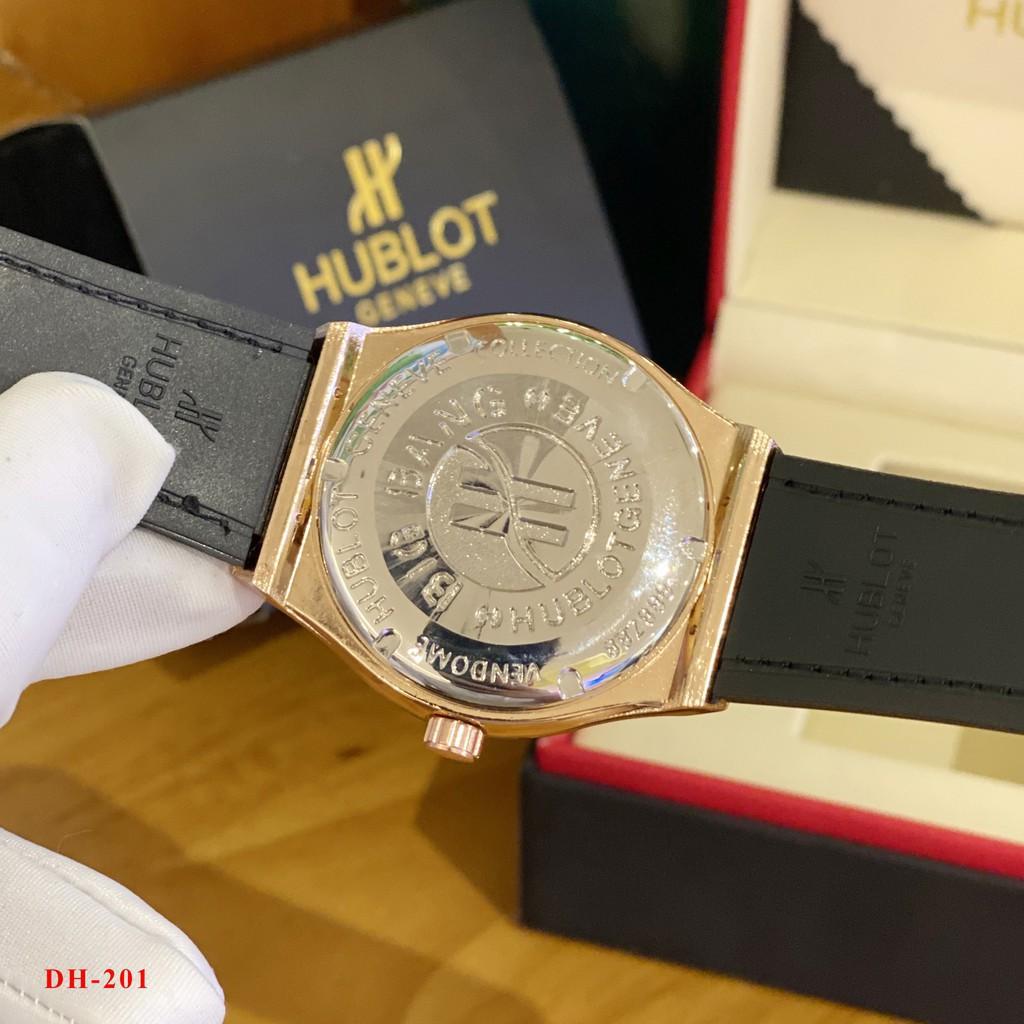 Đồng hồ nam HuBoL - 42mm classic - Máy pin Bảo hành 12 tháng