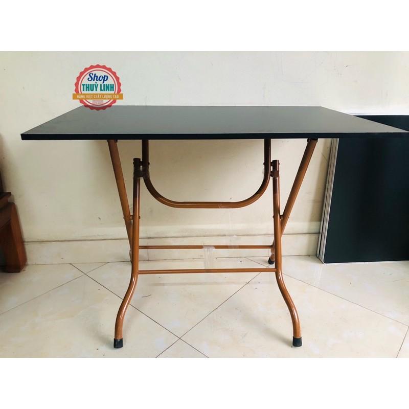 ⚡️Bàn gấp chân cao cỡ lớn, mặt bàn phủ melamine siêu đẹp