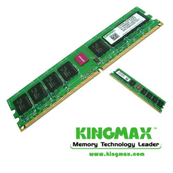 [HN] - RAM Kingmax 2Gb DDR3 1600 cho PC