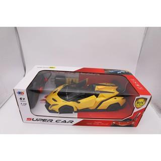 ĐỒ CHƠI – Siêu Xe Lamborghini điều khiển mở cánh