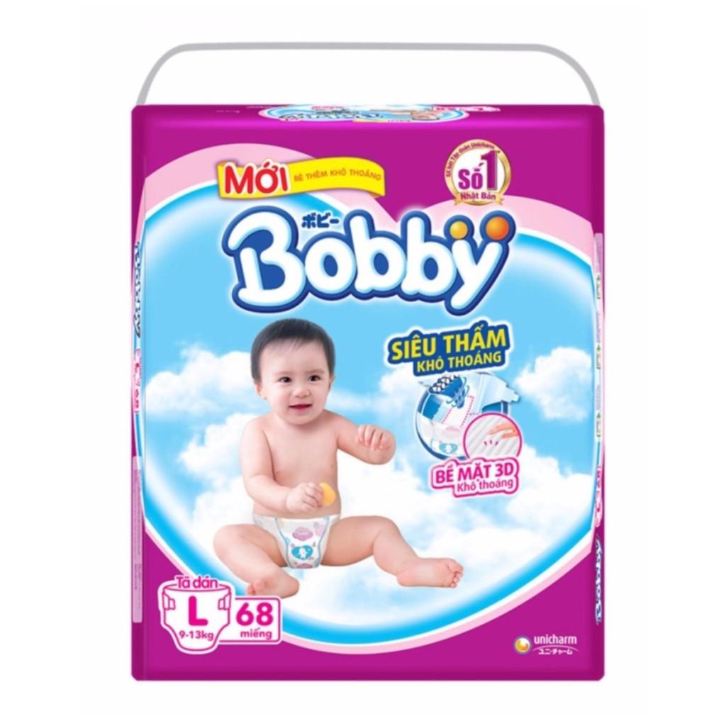 TÃ DÁN BOBBY L68( mẫu mới)